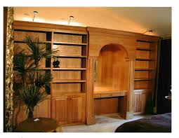 hand crafted bedroom wall cabinets by parker custom woodworks