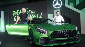 mercedes amg price in india mercedes launches amg gt r amg gt roadster in india price