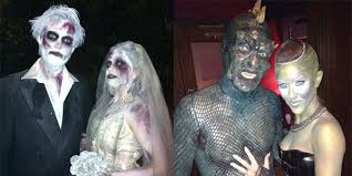 scariest costumes 15 best creative yet scary costumes 2012 for couples