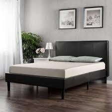 metal bed frames king frame headboard ikea eva wooden canopy best
