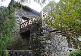 Schlafzimmerm El Bio Casa Piedra Finca El Quinto