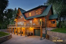 custom built home floor plans golden eagle log and timber homes log home cabin pictures