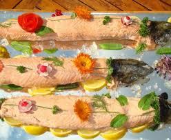comment cuisiner du saumon surgelé saumon en bellevue recette de saumon en bellevue marmiton