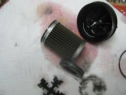 2007 honda odyssey transmission filter