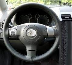 land rover steering wheel cover suzuki mr steering hand made quality leather steering wheel covers