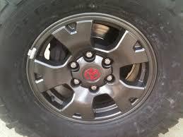 painted stock wheels today tacoma world
