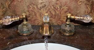 sherle wagner ribbon reed rock antique gold bathroom bar