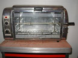 Waring Toaster Ovens Small Vintage Appliances