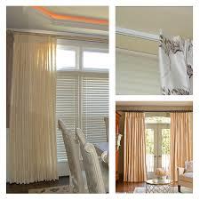 traverse custom curtain rods decorative blinds u0026 custom curtains