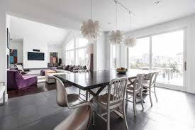 modern interior design ideas decorating accents in purple color