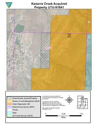 Blm Maps Utah by Blm Buys Land Near Kanarraville Falls Protects Recreation U2013 St