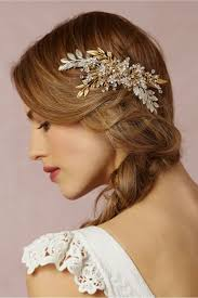 hair accessories for weddings wedding trends return of glamorous hair accessories