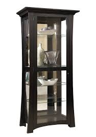 Jasper Secretary Desk by Curio Cabinet Jasper Curio Cabinets With Glass Doors Before