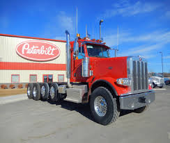 used peterbilt trucks peterbilt dealer new trucks used trucks reitnouer trailers