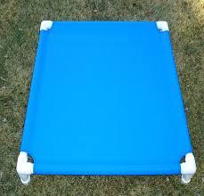 Pvc Pipe Dog Bed Orthopedic Dog Bed Pvc Dog Cot 32x44x8 12 Canvas Colors