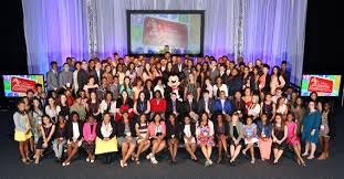 disney dreamers academy class of 2018 at walt disney world resort