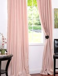 Light Pink Curtains Light Pink Sheer Curtains Teawing Co