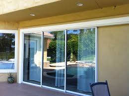 sliding glass door one way tint sliding doors