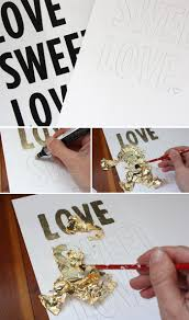 where to buy gold foil gold leaf gilding typography posters buy gold leafs here www