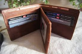 personalized leather wallet custom wallet mens wallet engraved