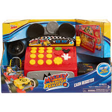 mickey and the roadster racers cash register walmart com