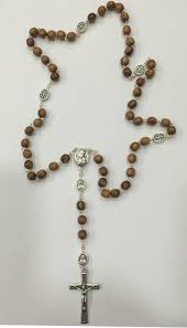 olive wood rosary olive wood rosary the holy land three arches 2