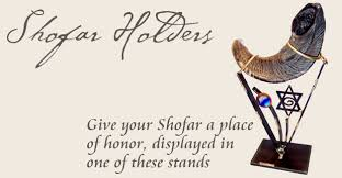 shofar stands shofar holders gary rosenthal collection gary rosenthal collection