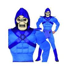 Skeletor Halloween Costume Men Fonzies Fancy Dress