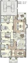 5 Bedroom Ranch House Plans Best 25 Narrow House Plans Ideas That You Will Like On Pinterest