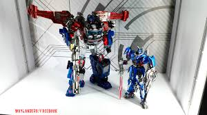 god armor tf 02 god ginrai optimus prime custom paint tfw2005