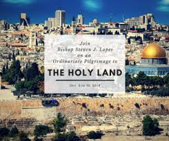 pilgrimage to the holy land ordinariate pilgrimage to the holy land personal ordinariate of