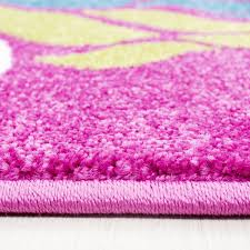 Childrens Wool Rugs Pink S Room Design In Bohemian Style Kidsomania 150x200cm