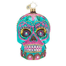 radko la calavera ornament exclusive radko la calavera especial