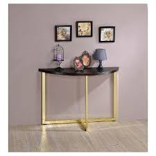 Gold Console Table Gold Console Table Target