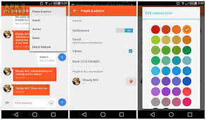 sms apps for android messenger sms for android free at apk here store