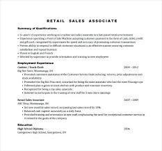 customer service resumes exles free sales associate resume exles 2013 retail template best templates