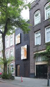 skinny house in rotterdam by gwendolyn huisman and marijn boterman