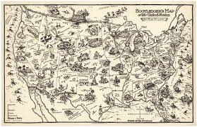 The Map Of United States by Bootlegger U0027s Map Of The United States 1926 History Today