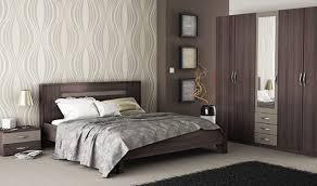 mobilier chambre adulte chambre complète coloris chêne vulcano basalte http