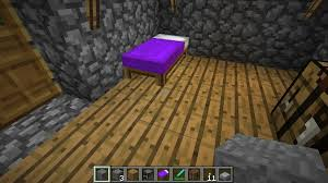 Minecraft How To Make A Bed Colored Bed Pack Minecraft Texture Pack