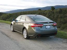 2013 toyota avalon 0 60 review 2013 toyota avalon limited the about cars