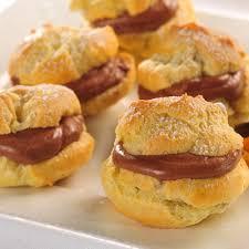 chocolate orange cream puffs nestlé very best baking