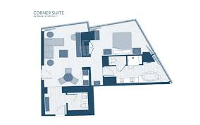 in suite floor plans rooms suites