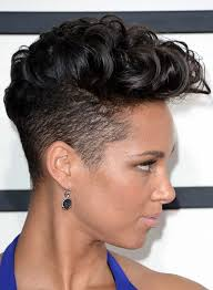 short natural edgy hairstyles 50 latest edgy hairstyles for all hair types