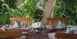 Balinese Dining Table Villa Bali Bali Cottage 2 Bedroom Villa Umalas Kerobokan Bali