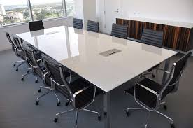 Glass Top Conference Table Conference Room Furniture And Design Total Office Interiors