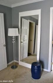 Oversized Floor L Diy Leaning Floor Mirror Look Out Leaning Floor Mirror Here L