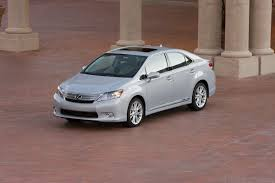 lexus hs 250h japan voluntary recall of 778 000 toyota rav4 suvs and lexus hs 250h sedans