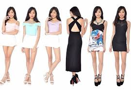 blogshop singapore top 10 prettiest models for local fashion online shops cheryl tay