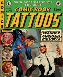 skin deep presents the best comic book tattoos tattoo master